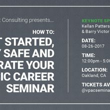 How to: Get Started, Stay Safe and Operate Your Music Career Seminar!