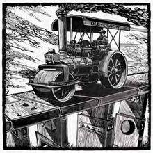 Roadworks: A Steamroller Printing Festival