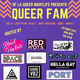SF LA Queer Nightlife Presents:  QUEER FAM