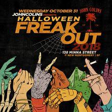 John Colin's Halloween Freakout