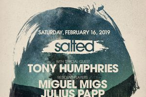 SALTED ft. Tony Humphries, ...