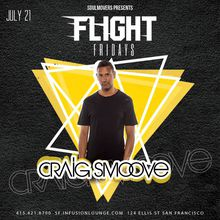 Craig Smoove at #FlightFridays