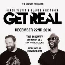 Get Real (Claude Vonstroke & Green Velvet)