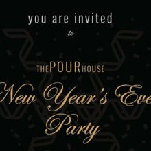 A Sparkling New Year's Eve at The Pour House