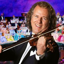 André Rieu and his Johann Strauss Orchestra