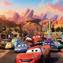 Menlo Movie Series: Cars (2006)