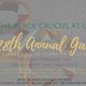 The Black Caucus at UCSF: 28th Annual Black Heritage Month Gala