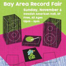Bay Area Record Fair