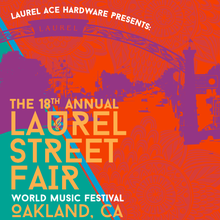 18th Annual Laurel Street Fair World Music Festival