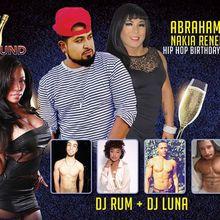 Club BNB - DJ Rum and DJ Luna plus Go Go Dancers All Night