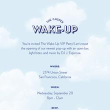 The Casper Wake-Up VIP Party