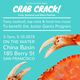Crab Crack! Crab, Seafood and Wine Festival in China Basin