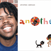 Storytime with CHRISTIAN ROBINSON at Books Inc. Campbell