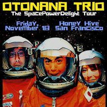 Tokyo's OTONANA TRIO in Concert