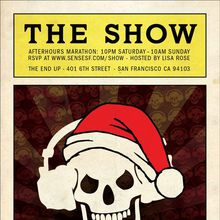 The Show: Holiday Party with Strategik