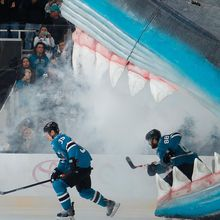 San Jose Sharks vs. New York Rangers