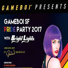 GAMEBOI PRIDE PARTY