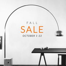 FLOS Fall Sale