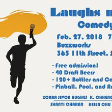 Laughs N Drafts-Free Comedy Show