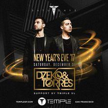Dzeko & Torres NYE