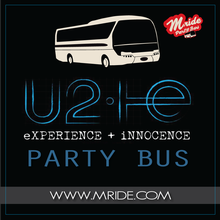 U2 Party Bus to SAP Center 5/7