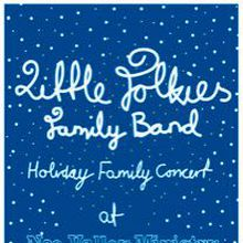 Little Folkies Family Band Holiday Concert at Noe Valley Ministry