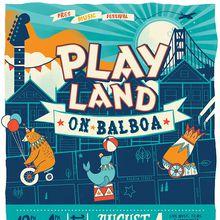 Playland on Balboa Music Festival