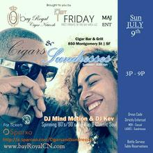 Cigars & Sundresses - Summer Edition