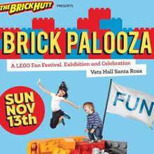 Brick Palooza LEGO Fan Festival Exhibition