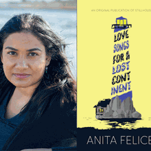 Book Launch with ANITA FELICELLI at Books Inc. Palo Alto