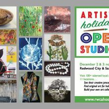 2nd Annual Artists' Holiday Open Studios