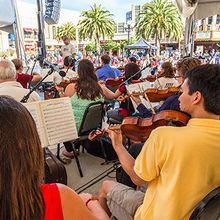 Classical Music on the Square with Redwood Symphony in Redwood City