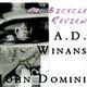 Pedestrian Press: A.D. Winans + John Domini