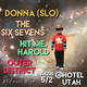 The Six Sevens / Donna / Hit Me, Harold! / Outer District
