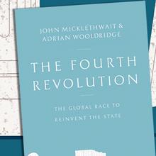 The Economist's John Micklethwait & Adrian Wooldridge Talk Smart Government