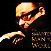 The Smartest Man in the World - Live Podcast Recording