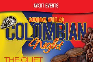 Colombian Party / CLIFT HOT...