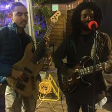 Open Mic 2nd & 4th Mondays Under the Stars