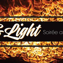 2018 Fire & Light Soiree and Art Auction