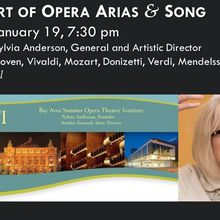 Concert of Opera Arias and Songs