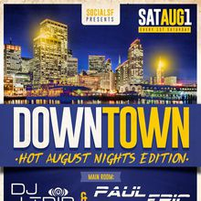 *DOWNTOWN* @ The Cellar!!
