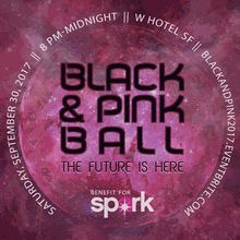 Black & Pink Ball | Benefit for Gender Equality