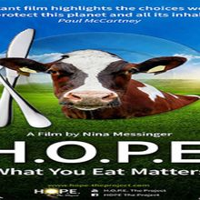 FREE Film Screening: H.O.P.E: What You Eat Matters