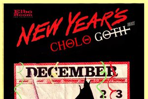 Cholo Goth NYE with Dave Pa...