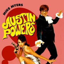 Austin Powers Film Night in Dolores Park