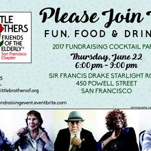 2017 Little Brothers-Friends of the Elderly Fundraising Cocktail Party