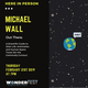 Michael Wall -Out There:A Scientific Guide [..] (for the Cosmically Curious) | Author Talk