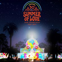 Light up the Conservatory of Flowers for the Summer of Love!