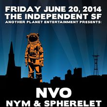 NVO at the Independent