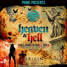 Prime Presents: Heaven and Hell Halloween